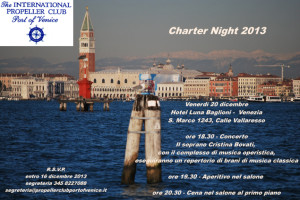 charternight 2013 portvenice